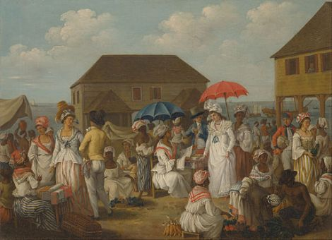 512px-agostino_brunias_-_linen_market_dominica_-_google_art_project
